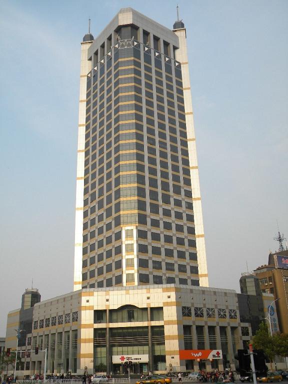 潍坊联通公司大楼