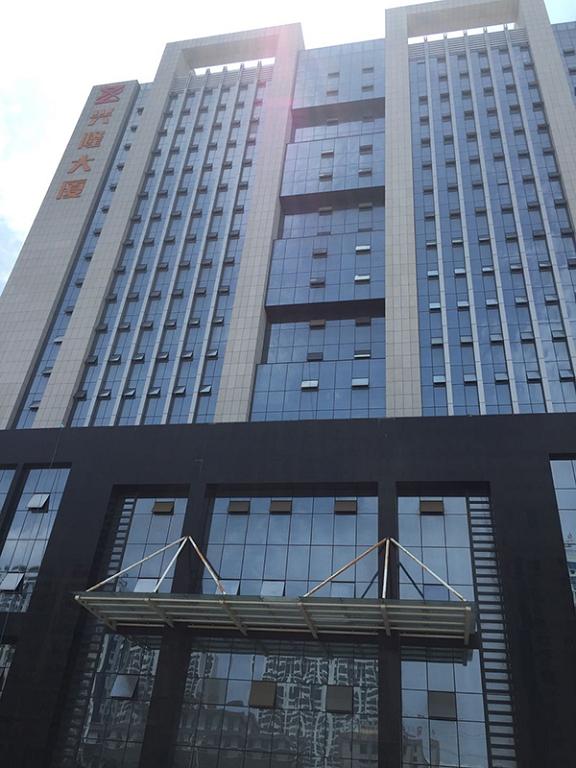 临朐县兴隆大厦